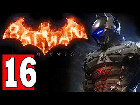 Batman Arkham Knight Walkthrough Part 16 STAGG ENTERPRISES AIRSHIPS Lets Play Playthrough [HD]