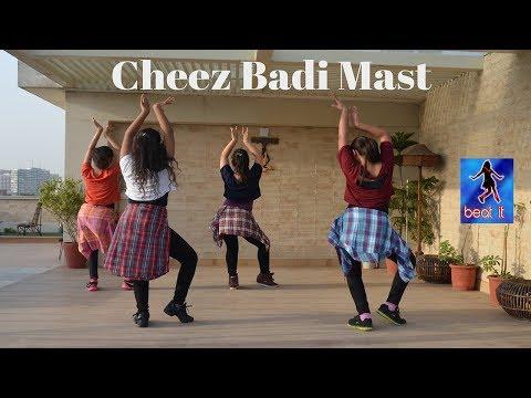 Cheez Badi Mast - Machine | Beat It Choreography