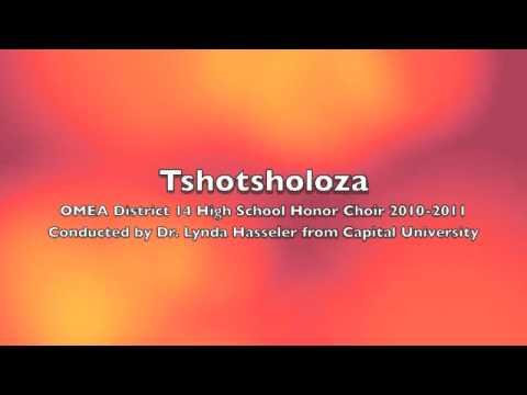 Tshotsholoza by Jeffery Ames