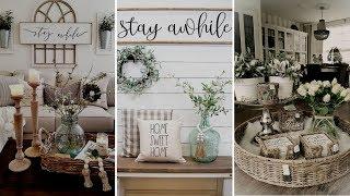 ❤DIY Rustic Farmhouse Style Mason Jar decor Ideas❤ | Fall Home decor | Flamingo Mango