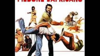 Bud spencer - Plattfuss in Afrika  - African Adventure 1
