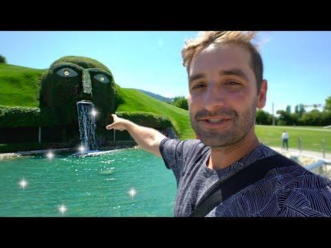 PISCINA COM CACHOEIRA DE LUXO E CRISTAIS | Travel and Share | Romulo e Mirella  | T4 Ep. 218