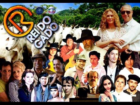 394e5a5bcd Atores da novela o rei do gado como estão hoje - YouTube