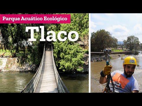 Parque Acuático Ecológico Tlaco, un balneario en Hidalgo, Valle del Mezquital