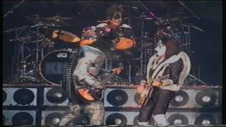 Kiss Detroit Rock City Laser - Kiel 1999 - Psycho Circus Tour HD.mp3