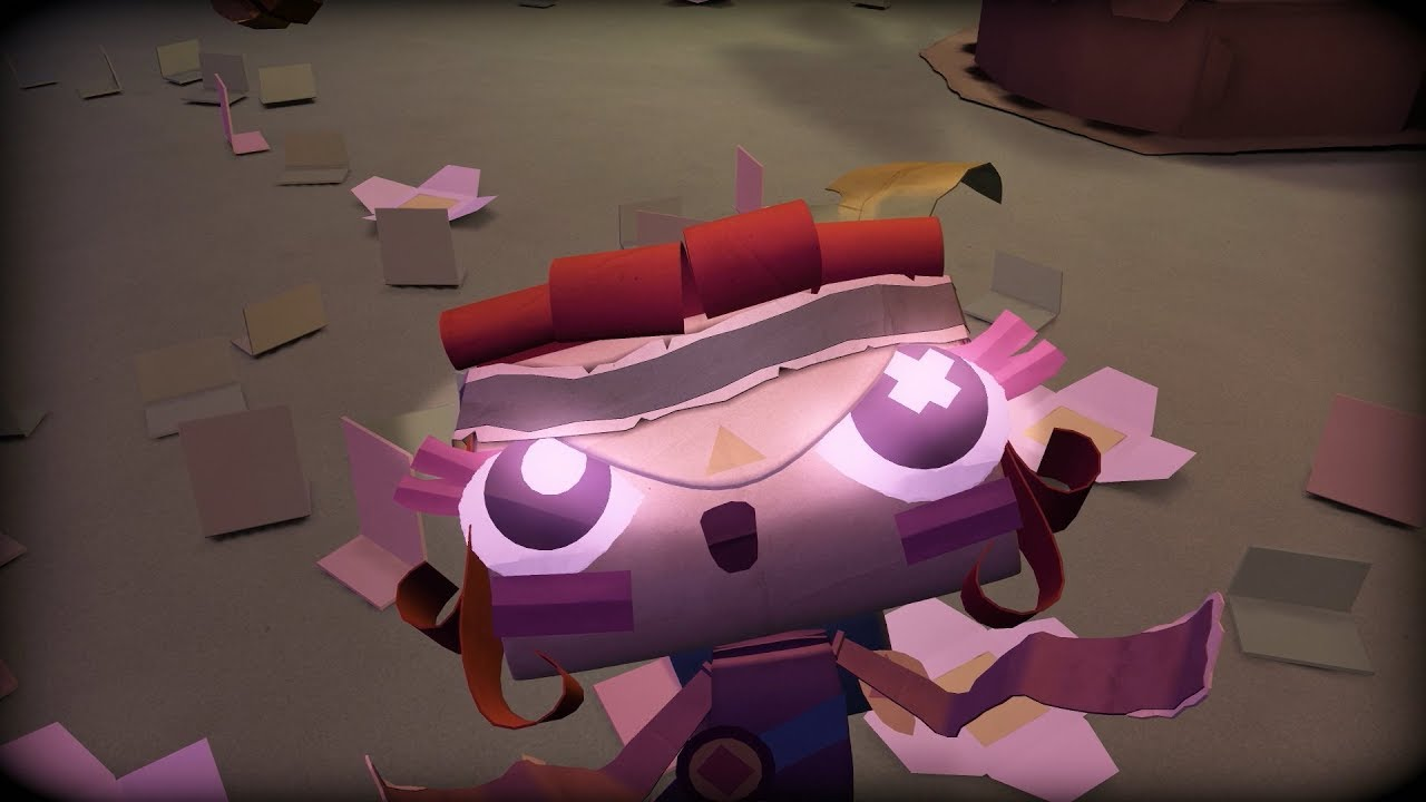 Tearaway PlayStation 4_gallery_1
