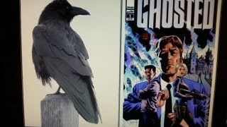 Ghosted #1 - Comic Book Review