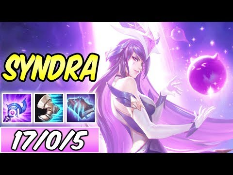 S+ FULL MAGIC PEN STAR GUARDIAN SYNDRA BOT LANE | Build & Runes | League of Legends
