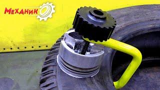 Как можно своими руками восстановить шины!!