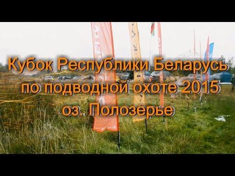 соревнования по подводной охоте в беларуси 2015