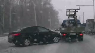 Car Crash & Accident Compilation January 2016