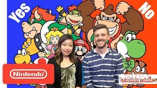 'Would You Rather' Nintendo Edition - Nintendo Minute