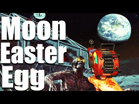 BLOWING UP THE WORLD - Moon Easter Egg w/ CodeNamePizza (Call of Duty: Zombies)