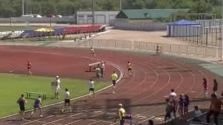 Эстафета 4*400 м. Юноши. 3.27,9 - 1 место!!!