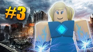 I HAVE THE ULTIMATE ELECTRICAL CAPABILITIES!! -Roblox Heroes of Robloxia #3!