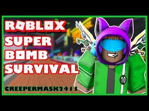 Roblox Super Bomb Survival