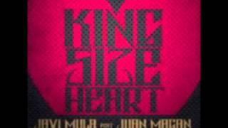 Juan Magan, Javi Mula -Kingsize Heart (dj luca bootleg)