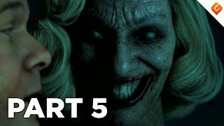 Man of Medan (THE DARK PICTURES) Walkthrough Gameplay Part 5 - No Commentary