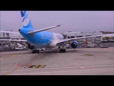 Décollage d'Orly en A350-900 Air Caraïbes le 20 novembre 2017