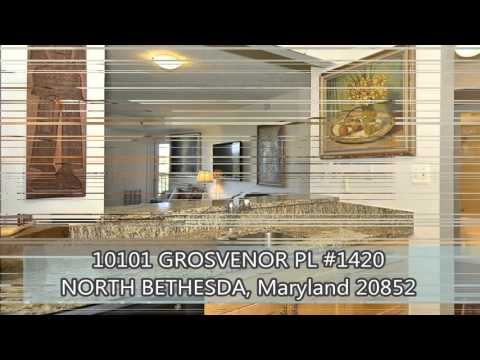 North Bethesda Properties For Sale - 10101 GROSVENOR PLACE 1420 NORTH BETHESDA, MD 20852