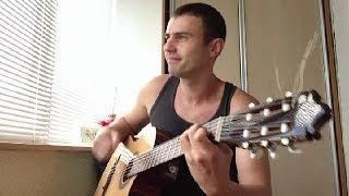 Люблю я траву - веселая песня под гитару !!!
