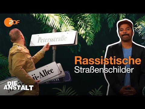 Rassismus auf deutschen Straßen | Die Anstalt