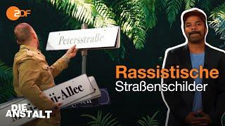 Rassismus auf deutschen Straßen