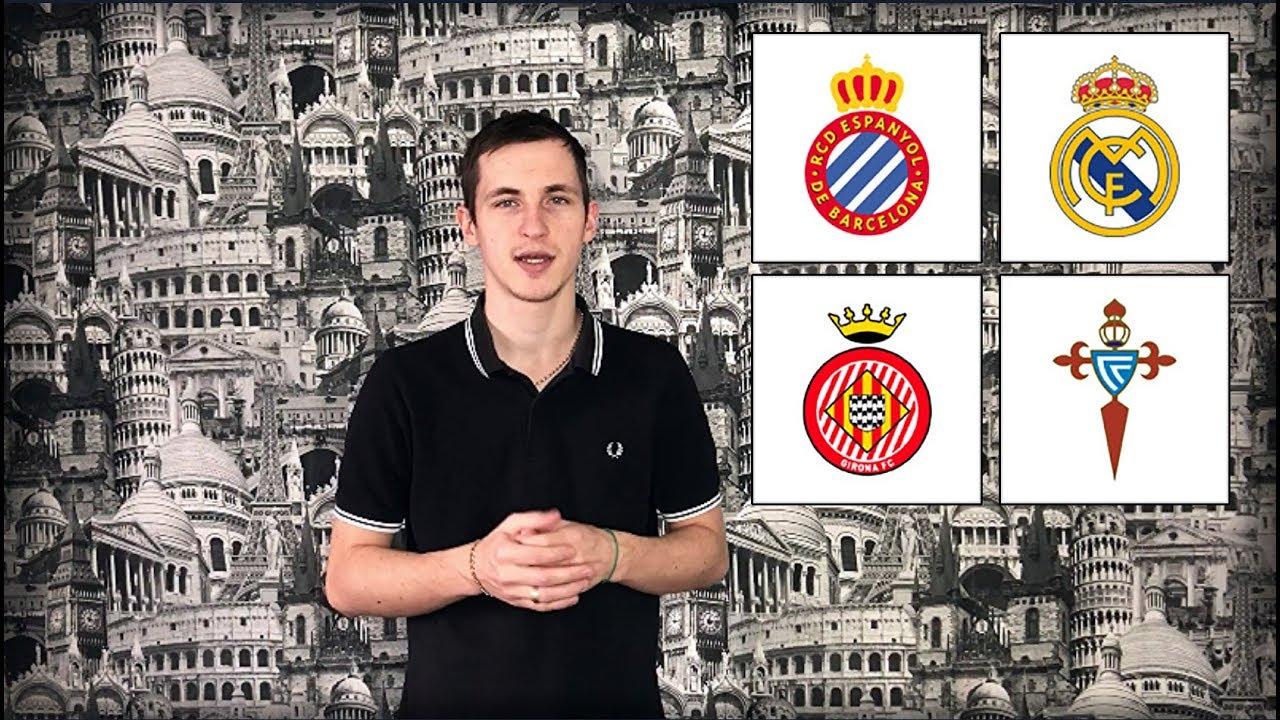 Прогноз на матч Эспаньол - Сельта