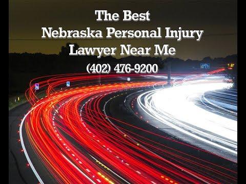 The Best Nebraska Personal Injury Lawyer Near Me