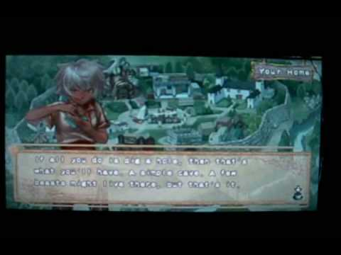 Dungeon Maker 2 PSP Gameplay