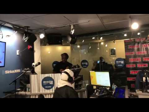 DJ PH on Sway in the morning. South Africa killing it at this point.