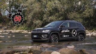 Jeep Compass 2017 2.0 Multijet 140cv 4x4 | Test Drive & Offroad