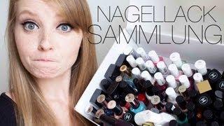 Meine NAGELLACKSAMMLUNG & Reviews | SeptemBÄM #2