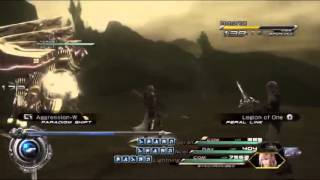 Final Fantasy XIII-2 NCU Immortal
