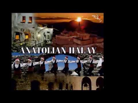 Anatolian Halay - Eli Elime Değdide [ © Official Audio ]