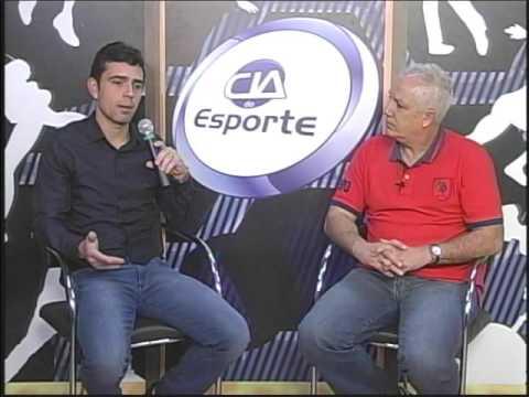 Cia. do Esporte - Criciúma 1 x 1 Operário - Copa do Brasil