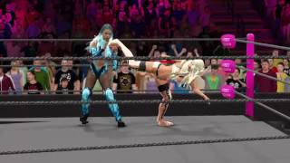 WWE 2k17 Women's Revolution Live