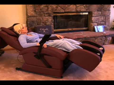 The Elite Optima Massage Chair