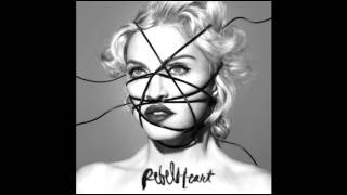Graffiti Heart Official Version + Demo Version - Madonna