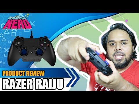 Razer Raiju Review | The Kampung Nerd
