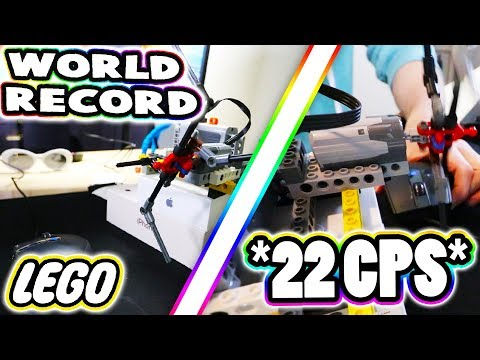 Download Youtube: FASTEST LEGO AUTOCLICKER EVER! *22 CPS ON MINECRAFT*