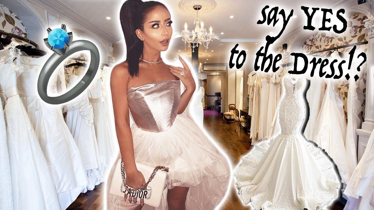 Very Extra Wedding Dress Shopping