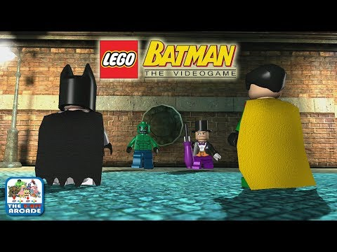 Lego Batman: The Videogame - Power Crazed Penguin (Xbox One/360 Gameplay)