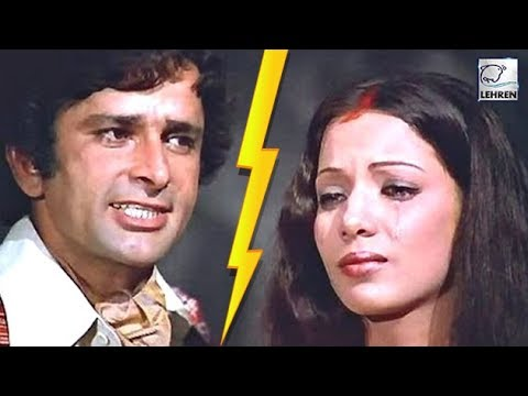 Shashi Kapoor Didn't Talk To Shabana Azmi For 37 Years