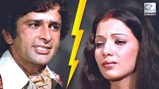 Shashi Kapoor Didn't Talk To Shabana Azmi For 37 Years