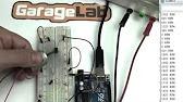 Light sensor using phototransistor- buildcircuit.com - YouTube