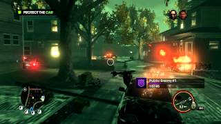 Saints Row 3: Trouble with Clones Walkthrough - Weird Science [Part 2/2] [HD]