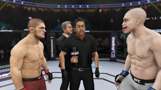 Khabib vs. Funny Death (EA Sports UFC 3)