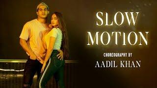 Slow Motion | Bharat  | Beginner Dance| Aadil Khan Choreography  | Salman Khan