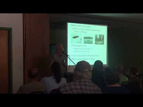 Bigfoot Discover Days West Branch MI 8/3/13 Clip 1
